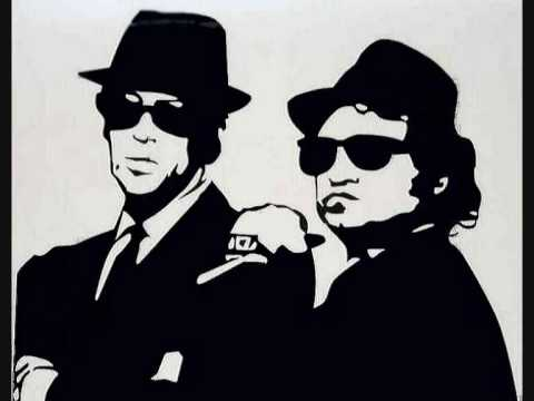 Blues Brothers - B Movie Box Car Blues