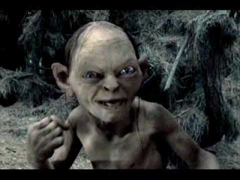 3. Gollum - The Lord of the Rings - Johan de Meij by TMK Bad Wimsbach Nh.