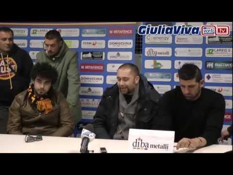 Da oggi il Giulianova Calcio è nelle mani del sindaco Mastromauro