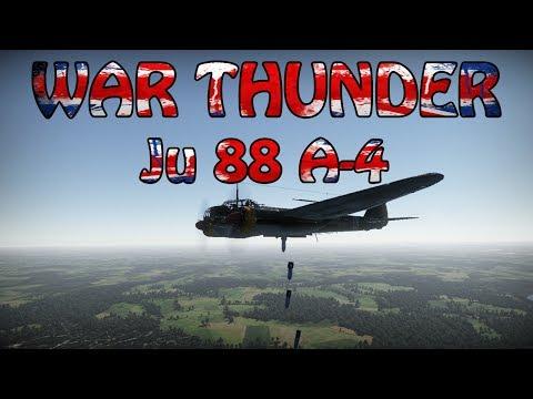 War Thunder -Ju 88 A-4