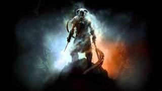 The Elder Scrolls V - Skyrim [Theme Song 1 hour HQ + HD] + Lyrics