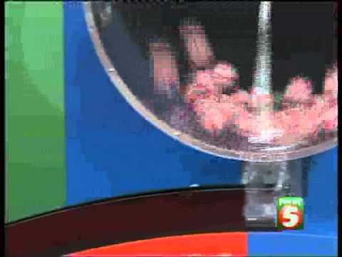 Tirage Peo ny 5 du 03 novembre 2011