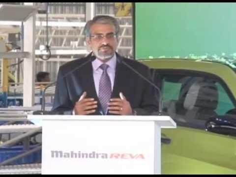 Chetan Maini - Mahindra REVA - Future Of Mobility