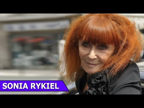 Sonia Rykiel | French Fashion Designer | Fashion Memior | Fashion Funky
