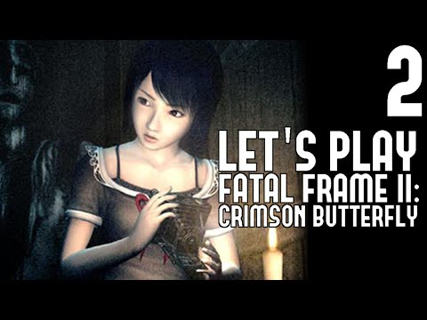 Fatal Frame II: Crimson Butterfly (Wii Edition) - PART 2 - Ghost Strangle