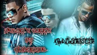 dyland y lenny ft arcalgel - caliente