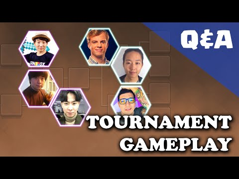 Q&A with yarn   Clash Royale Invitational - Team Global vs Korea - yarn vs Angel