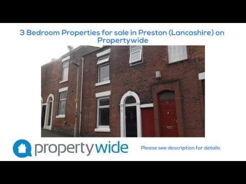 3 Bedroom Properties for sale in Preston (Lancashire) on Propertywide