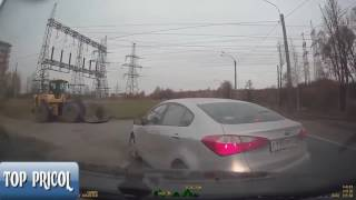 Funny Videos Fail Compilation Car Crashes & Funny Accidents