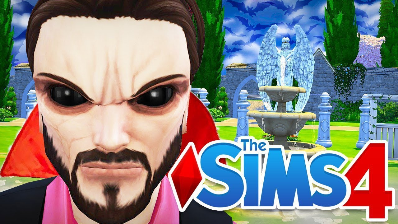 I'M THE KING OF VAMPIRES - The Sims 4 #7