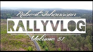 KLUBBTRÄNING med HÄFTIG RALLYVÄG!  | RALLYVLOG VOL 51