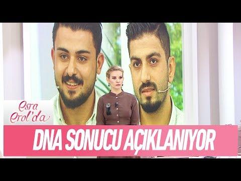 Canlı yayında DNA sonucu açıklanıyor - Esra Erol'da 24 Kasım 2017