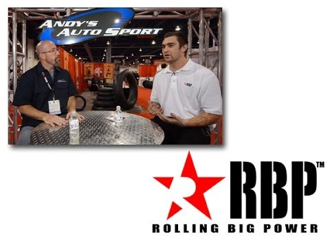 Andy's Auto Sport Interviews Rolling Big Power