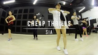 Cheap Thrills (Sia) | Step Choreography