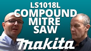 Makita LS1018L Compound Mitre Saw