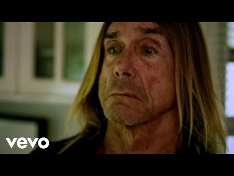Iggy Pop Sunday rock music videos 2016