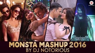 Monsta Mashup 2016 | Best of Bollywood | DJ Notorious | Lijo George