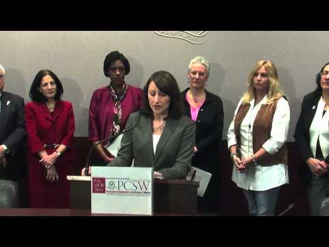 Rep. Rebimbas Champions Legislation To Prevent Human And Sex Trafficking In Ct video