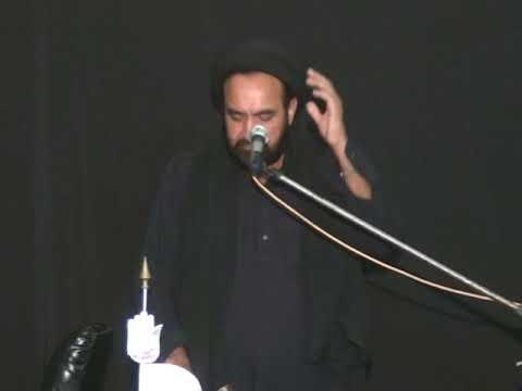 15 safar darbar peer bukhari agha ali hussain qumi 2017 bani malik khuram abbas