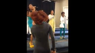 Pharrell's HAPPY sang for Praise & Worship