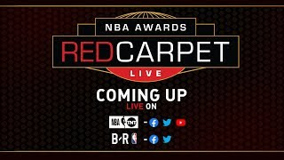 2019 NBA Awards: Red Carpet Live | NBA on TNT