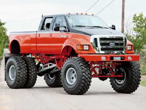 Lifted Trucks 4