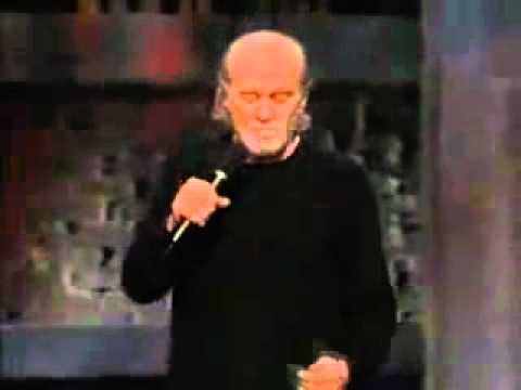 George Carlin   Religion is bullshit