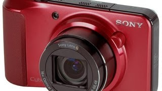 Sony Cyber-shot DSC-HX10V RED Vanity Camera Unboxing and Hands On - iGyaan HD