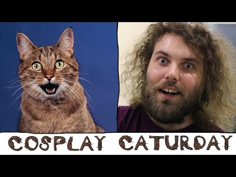 Cosplay Caturday - Oliver Age 24