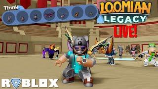 GLEAM HUNTING + FREE STARTERS!!   Loomian Legacy   Roblox