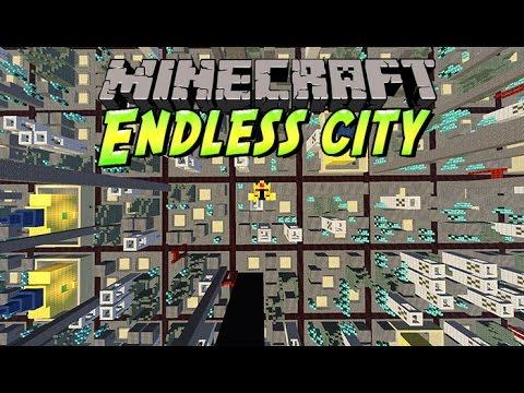 Endless City-[minecraft