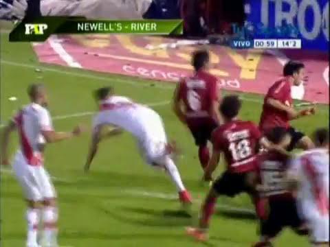 Paso A Paso | Transición 2014 | Fecha 11 | Newell's 0 - 1 River | PartidosLeprosos