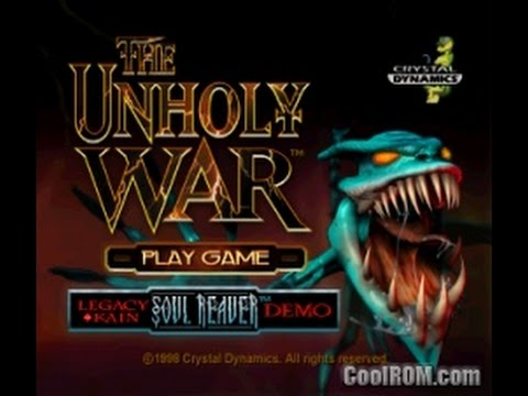 The Unholy War Playthrough - Teknos Campaign 1/3