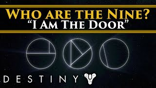 Destiny 2 Lore - Who are The Nine? The Void Lords and the Emissary!