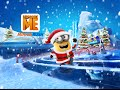 Despicable Me: Minion Rush - Holiday Trailer