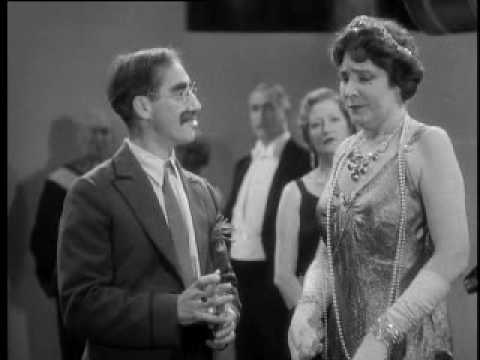 Groucho (European versions) - Duck Soup