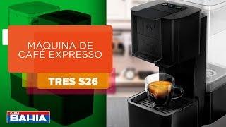 Confira a Máquina de Café Expresso | Casas Bahia