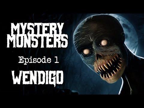 [हिन्दी] Wendigo In Hindi | Mystery Monsters | Episode 1 | Windigo | Rake | Skinwalker