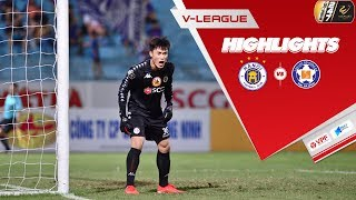 HIGHLIGHT Hà Nội 3-2 SHB Đà Nẵng  Báo động hàng thủ   VPF Media