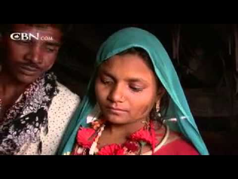 India's Innocent: Secret Weddings Of Child Brides - Cbn video