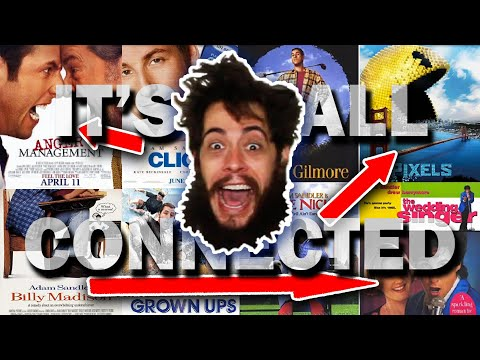 Guy Explains How Every Adam Sandler Movie Is Connected
