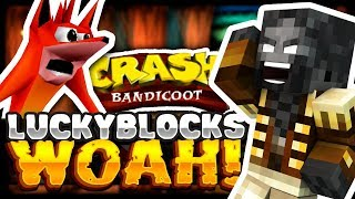 Kehaan's Lucky Blocks: Crash Bandicoot Woah! [65]