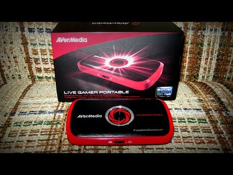 LGR - AVerMedia Live Gamer Portable Capture Device Review