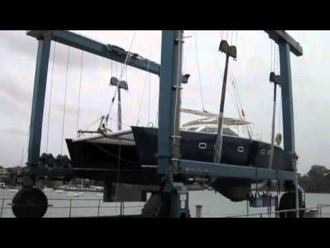 yanmar sd20 saildrive rebuilding