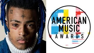 XXXTentacion Wins Favorite Soul R&B Album at AMAs 2018 with 17