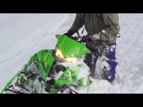 2016 Arctic Cat M8000 Review