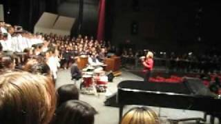 "UCSD Gospel Choir- ""It's A Mighty Good Day"""
