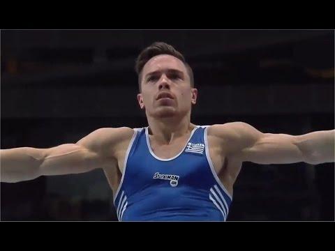 European Artistic Gymnastics Championships 2016 - Men's Finals (DAY-2)