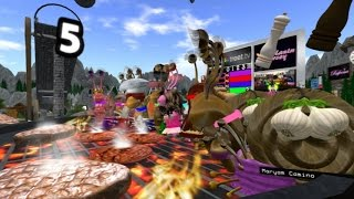 Giant snail race 430 16 July 09 Meats