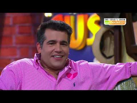 THE SUSO'S SHOW CON CARLOS CALERO Cuarta Temporada